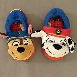 Toddler Paw Patrol Slippers